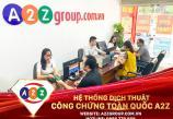 Dịch thuật công chứng Kiến Trúc và Xây Dựng tại huyện Như Thanh