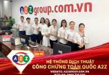 Dịch thuật công chứng tài liệu Kinh Tế- Tài Chính tại huyện Như Thanh