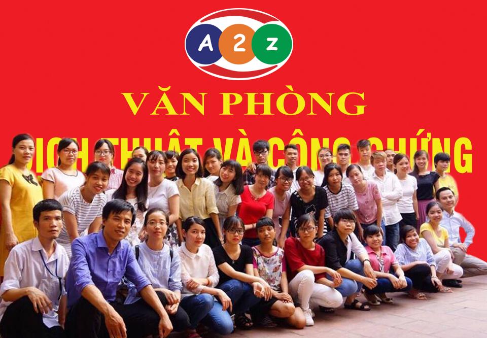 Văn phòng công chứng tại Việt Nam chuẩn xác chuyên nghiệp nhất